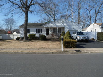 Ocean County Single Family Home For Sale: 1459 Crawford Avenue