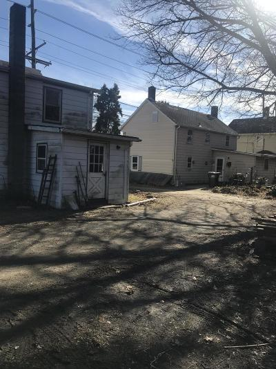 Freehold Single Family Home For Sale: 377 W Main Street