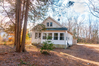 Monmouth County Single Family Home For Sale: 160 Colts Neck Road