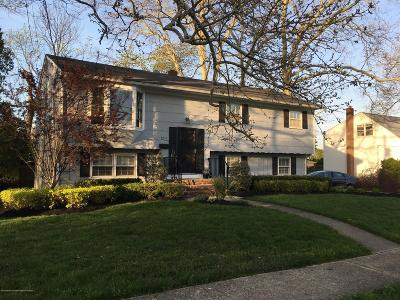 Monmouth County Single Family Home For Sale: 1211 Turf Drive