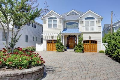 Manasquan Single Family Home Under Contract: 38 Ocean Avenue