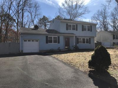 Manchester Single Family Home For Sale: 2440 Steiner Road
