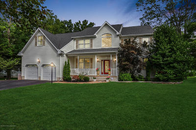 Toms River Single Family Home For Sale: 1588 Country Club Lane