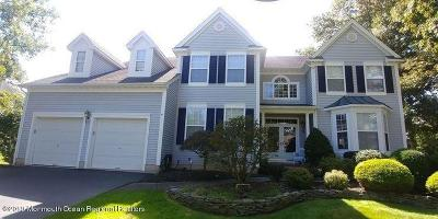 Toms River Single Family Home For Sale: 1258 Black Birch Court