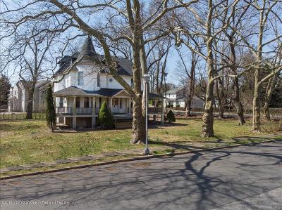 Long Branch Single Family Home For Sale: 252 N Lincoln Avenue