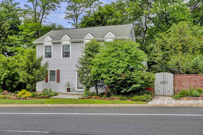 Atlantic Highlands Single Family Home For Sale: 1001 State Route 36