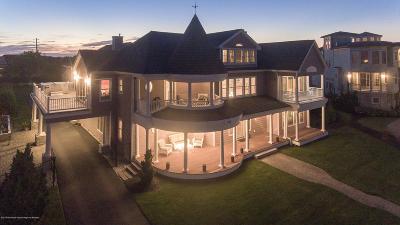 Long Branch, Monmouth Beach, Oceanport Single Family Home For Sale: 26 Ocean Avenue