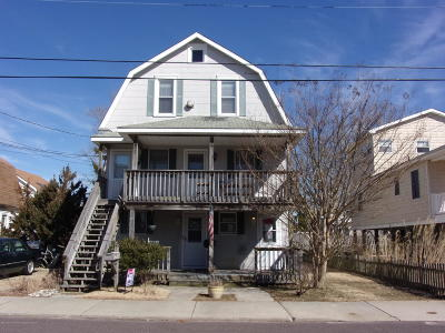 Long Beach Twp Condo/Townhouse Under Contract: 21 W Pennsylvania Avenue #1