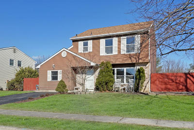 Howell Single Family Home For Sale: 56 Virginia Drive