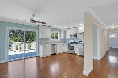 Point Pleasant Single Family Home Under Contract: 1505 Littlehill Road