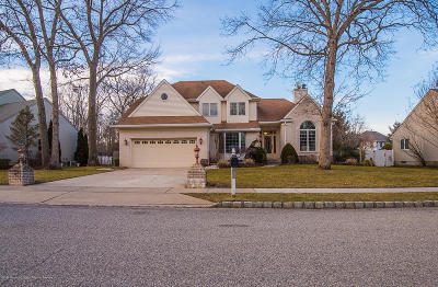 Toms River Single Family Home For Sale: 245 Bent Hook Road