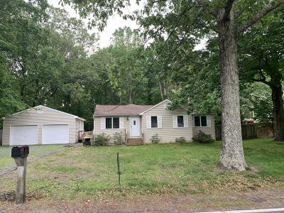 Single Family Home For Sale: 65 Bergerville Road