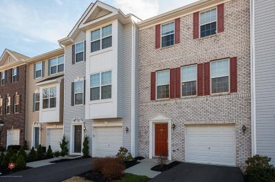 Freehold Condo/Townhouse Under Contract: 251 Chickadee Court