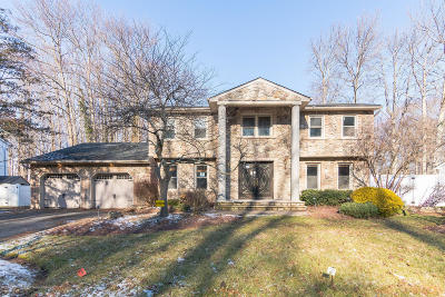 Marlboro Single Family Home Under Contract: 15 Brookside Circle
