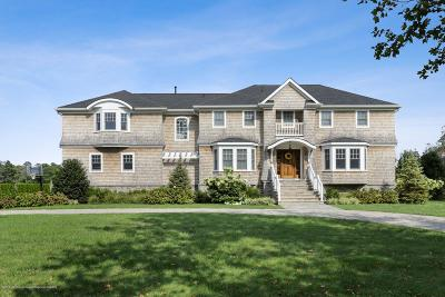 Monmouth County Single Family Home Under Contract: 11 Harbor Drive