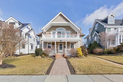 Avon-by-the-sea, Belmar Single Family Home Under Contract: 32 Garfield Avenue