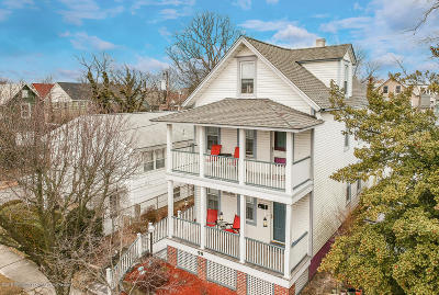 Ocean Grove Single Family Home Under Contract: 99 Franklin Avenue