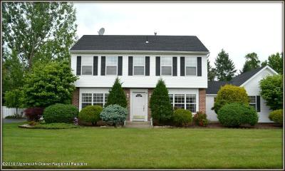 Jackson NJ Single Family Home For Sale: $449,900