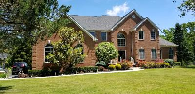 Freehold Single Family Home For Sale: 112 Ely Harmony Road