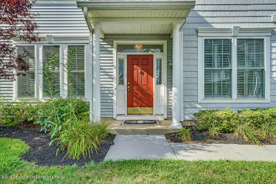 Monmouth County Condo/Townhouse For Sale: 11 Skimmer Lane