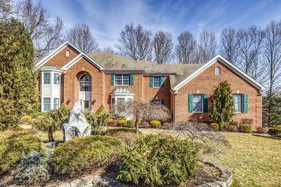 Holmdel Single Family Home For Sale: 13 Colts Drive