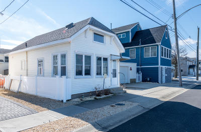 Seaside Park Multi Family Home Under Contract: 215 O Street