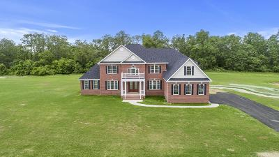 Marlboro Single Family Home For Sale: 3.14 Savannah Court