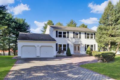 Holmdel Single Family Home For Sale: 5 Regal Court