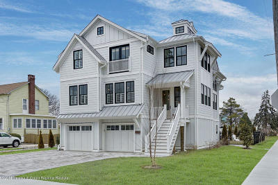 Point Pleasant Beach Single Family Home Under Contract: 401 Washington Avenue