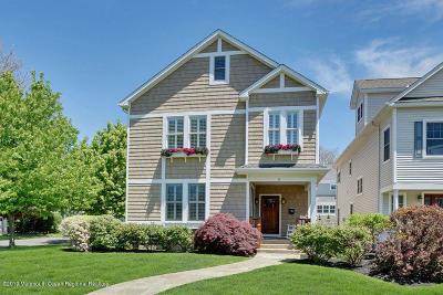 Manasquan Single Family Home For Sale: 38 S Jackson Avenue