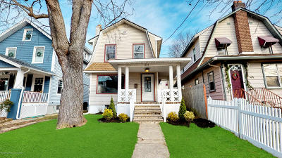 Asbury Park Single Family Home For Sale: 1103 3rd Avenue