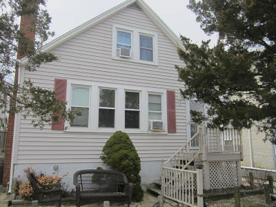 Seaside Park Multi Family Home Under Contract: 37 Farragut Avenue