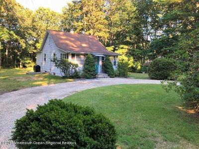 Jackson Single Family Home Under Contract: 117 Sunnybrook Road