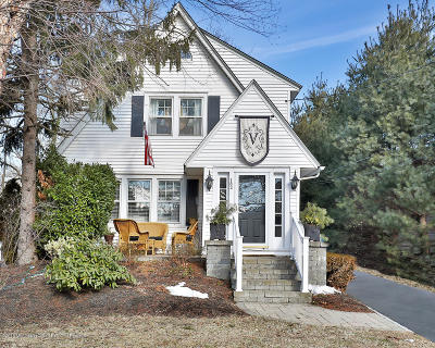 Little Silver Single Family Home Under Contract: 182 Pinckney Road