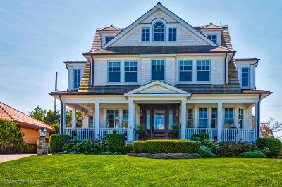 Monmouth County Single Family Home Under Contract: 2 Chicago Boulevard