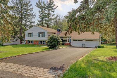 Middletown Single Family Home For Sale: 38 Lenape Trail