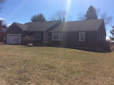 Wall Single Family Home Under Contract: 3413 Brandon Road