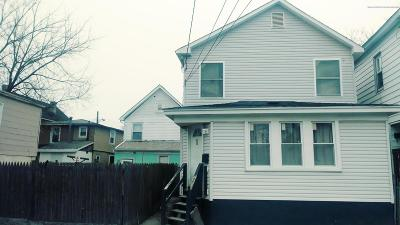 Asbury Park Single Family Home For Sale: 8 Borden Avenue