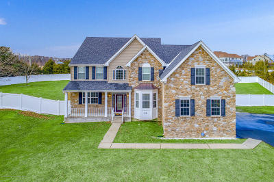 Freehold Single Family Home Under Contract: 34 Green Springs Way