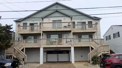Seaside Heights Condo/Townhouse For Sale: 132 Hancock Avenue #5