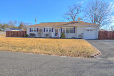 Brick Single Family Home Under Contract: 105 Kenneth Place