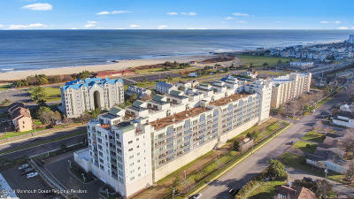 Monmouth County Condo/Townhouse For Sale: 432 Ocean Boulevard #204
