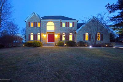 Holmdel Single Family Home Under Contract: 19 Dimisa Drive