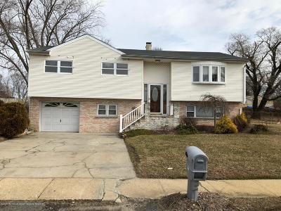 Neptune Single Family Home For Sale: 804 Green Grove Road
