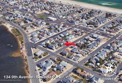 Seaside Park Single Family Home For Sale: 134 9th Avenue