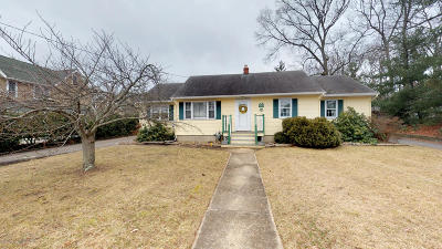 Island Heights Single Family Home Under Contract: 148 Vansant Avenue