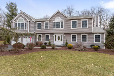 Freehold Single Family Home Under Contract: 35 Silvers Road