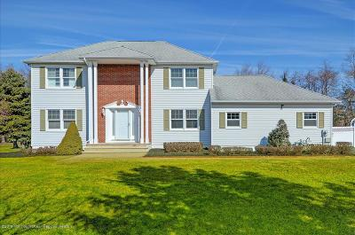 Freehold Single Family Home Under Contract: 62 Desai Court