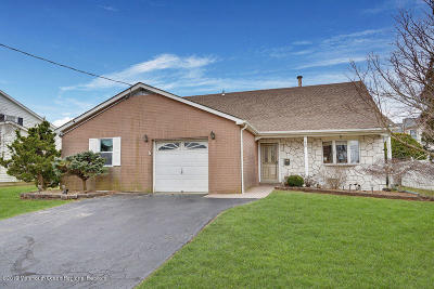 Hazlet Single Family Home Under Contract: 46 Galway Drive