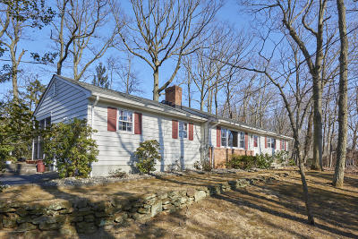 Atlantic Highlands Single Family Home For Sale: 110 Mountainside Avenue